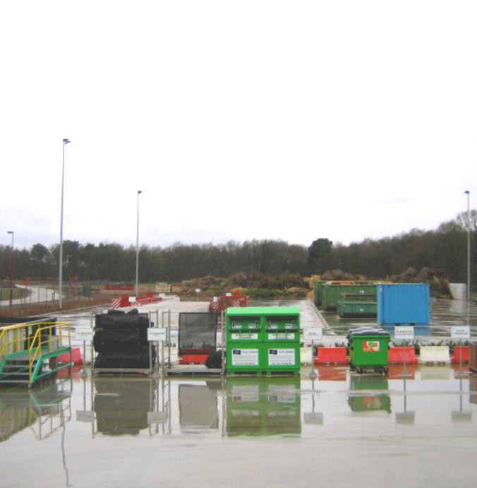 Containerpark Kalmthout