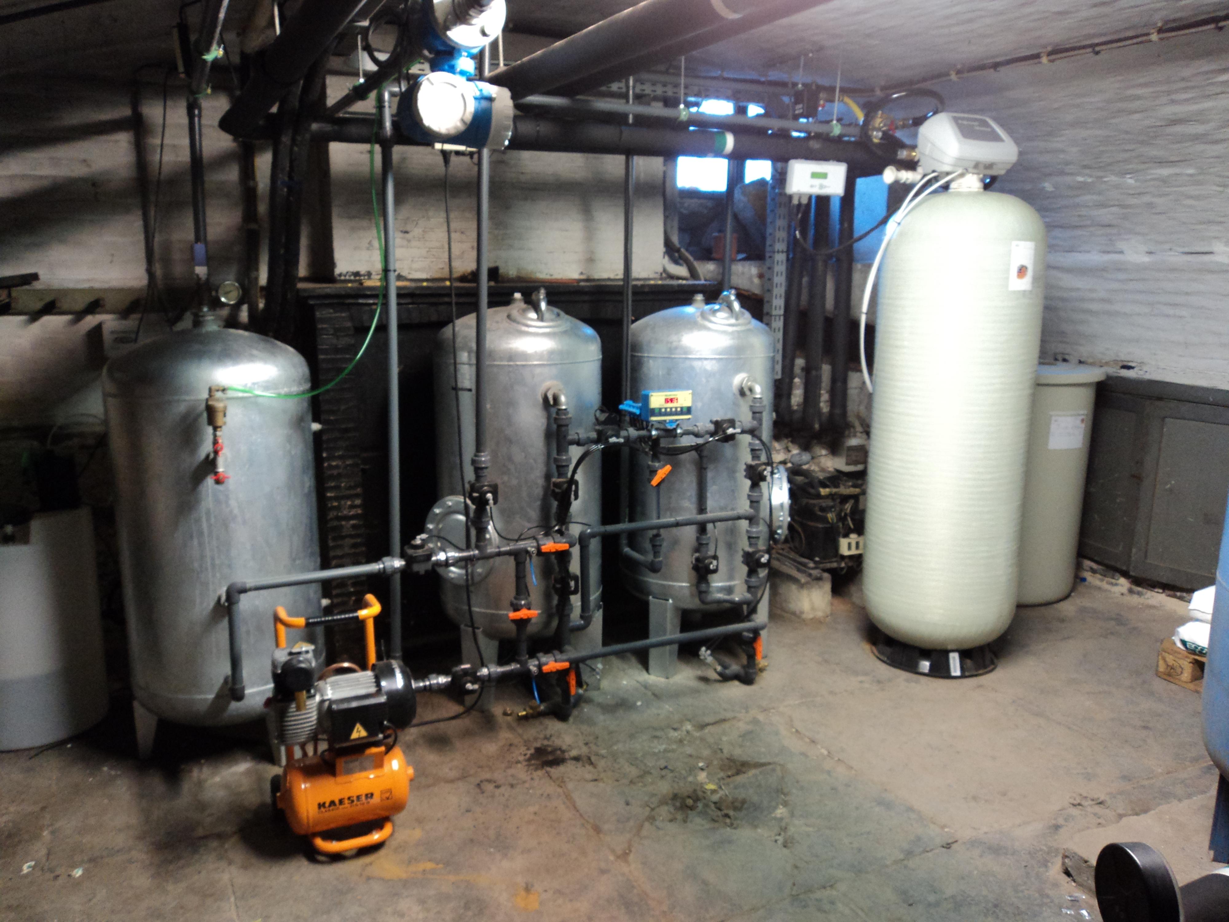 Herconditionering van bestaande grondwaterwinning